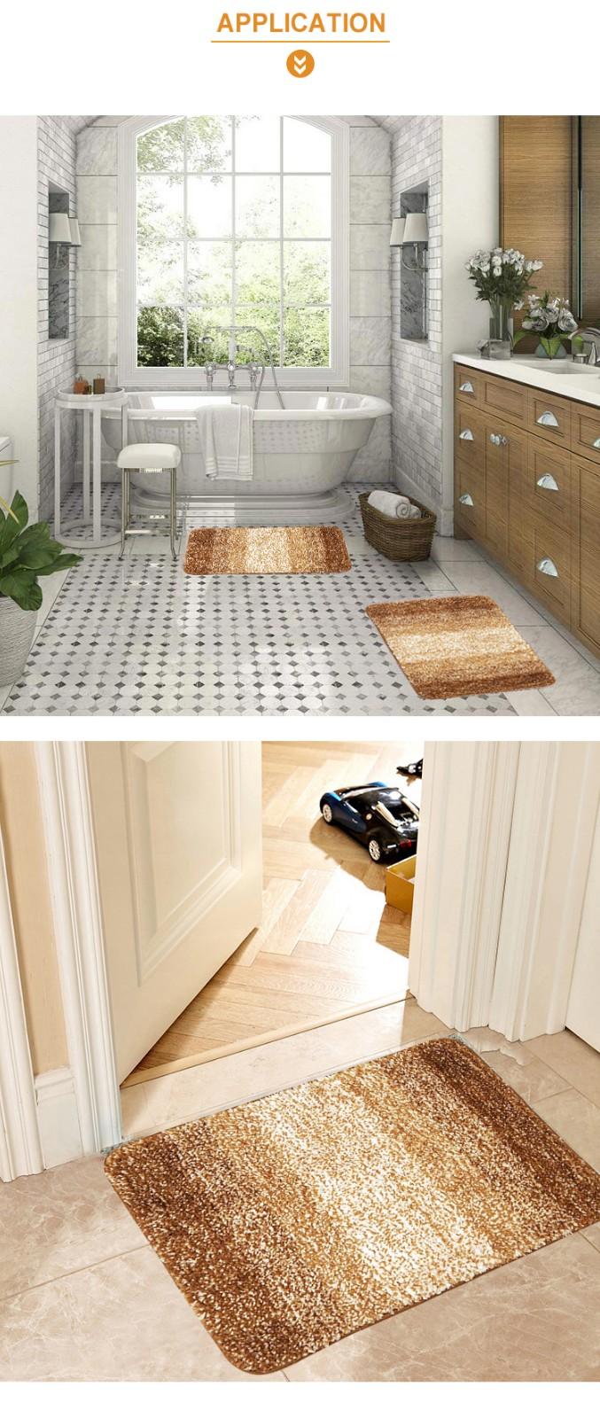 Soft Comfortable Door Rugs Mats