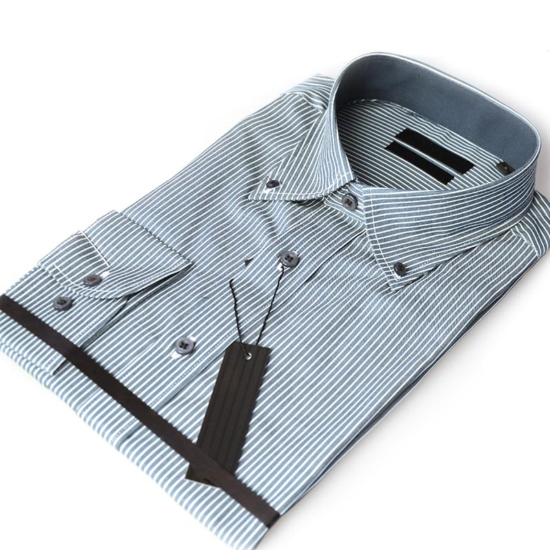Men Striped Plain Shirt