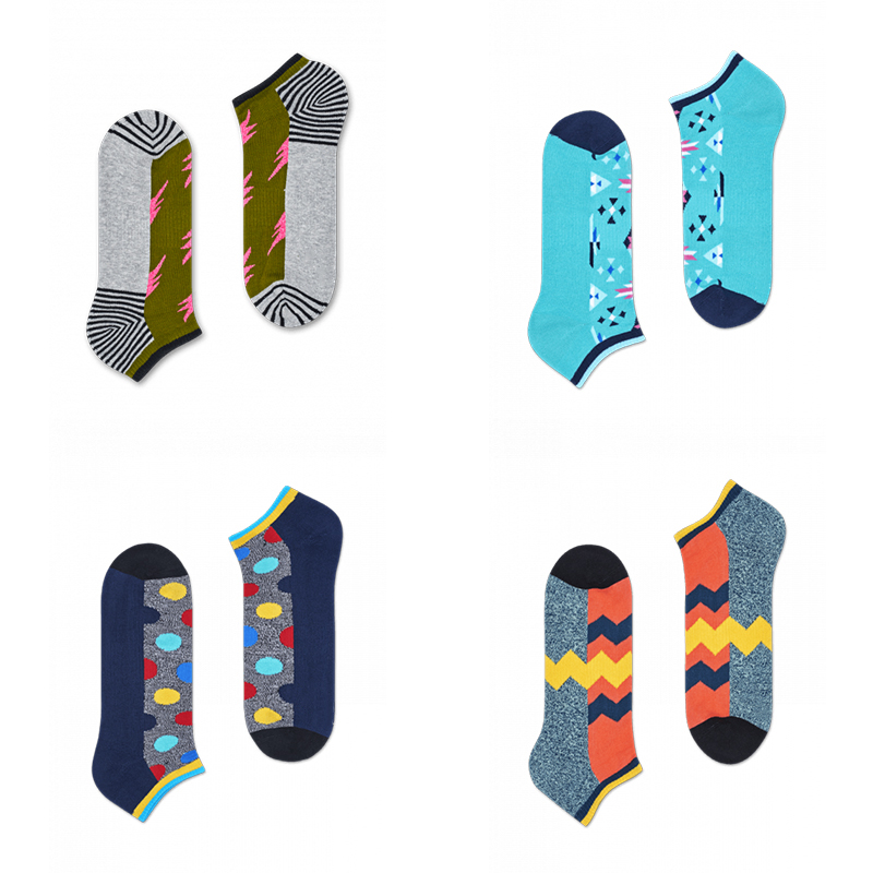 Men Ankle Athletic Socks