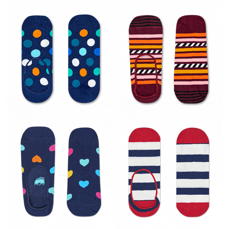 No-Show Liner Socks