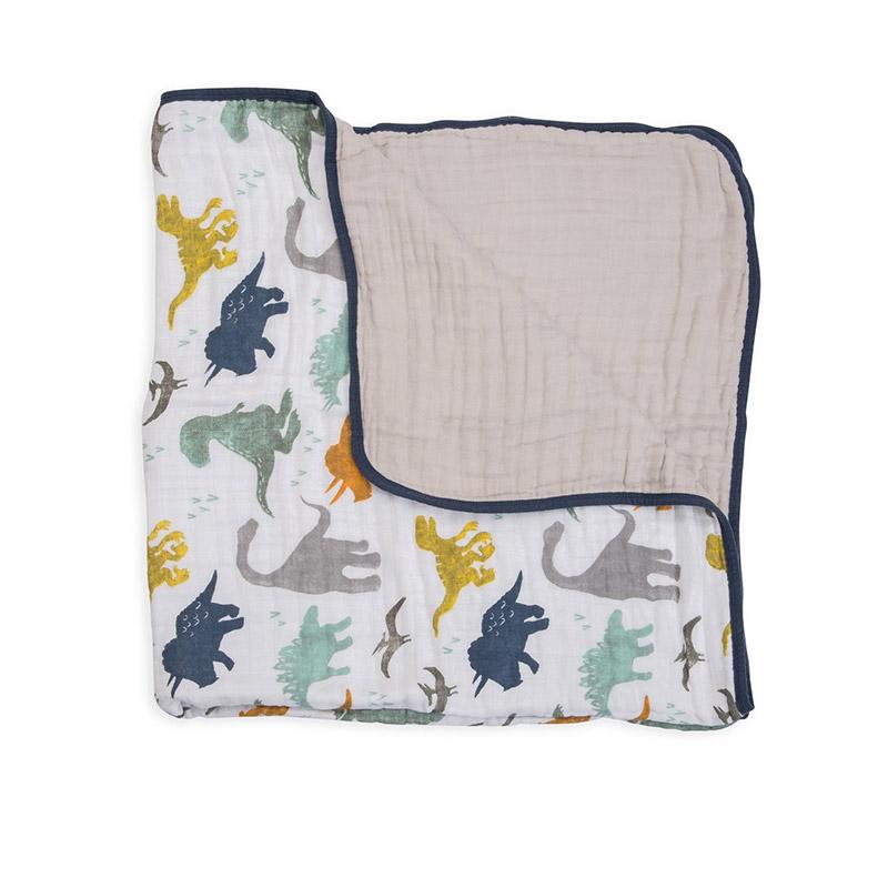 Muslin Swaddle Quilt Blanket
