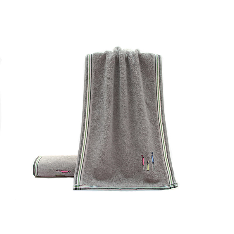 Embroider Cotton Towel