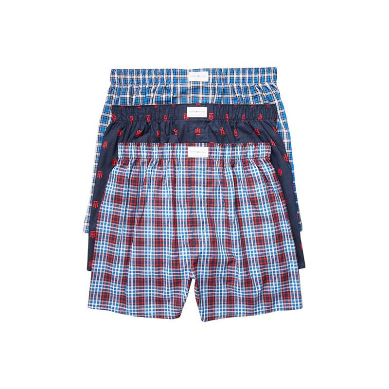 Cotton Woven Boxer Shorts