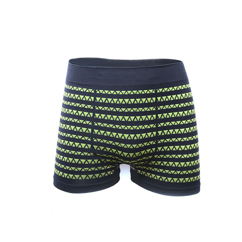 Men Seamless Underwear Boxers