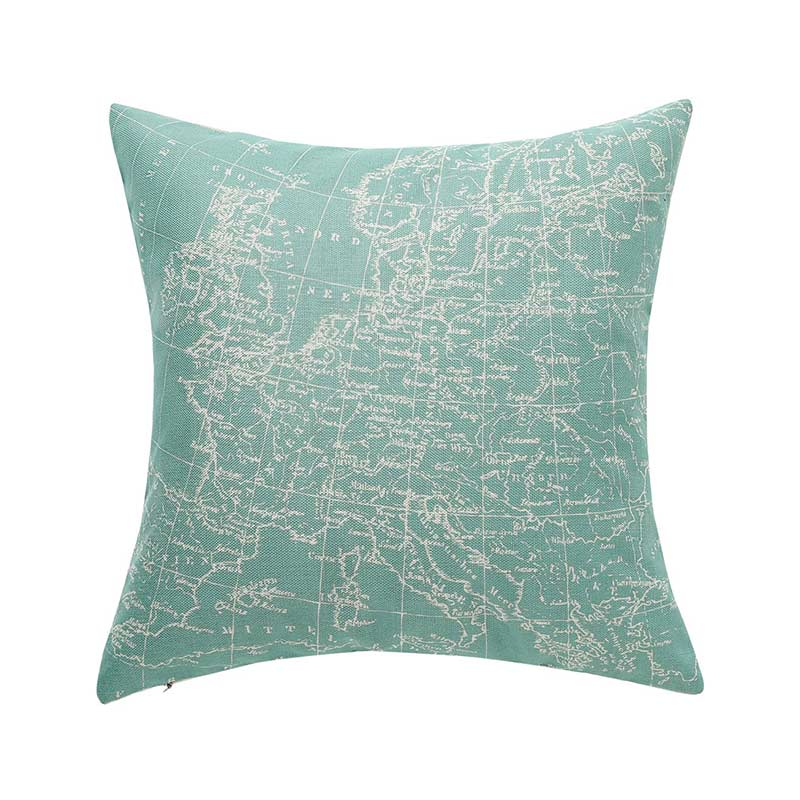 Cotton Linen Throw Pillow Covers