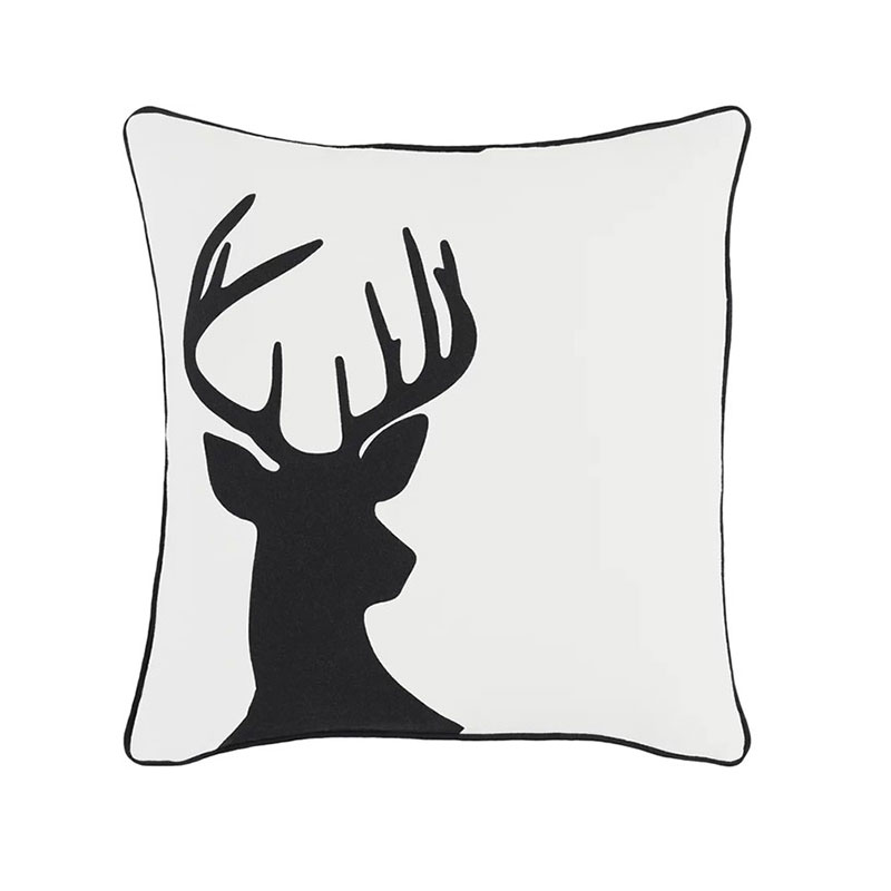 Cotton Throw Pillow Case
