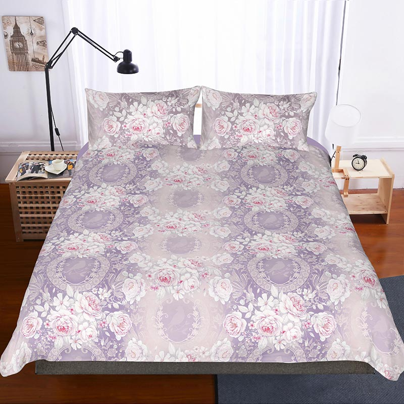 Sateen Bedding Set