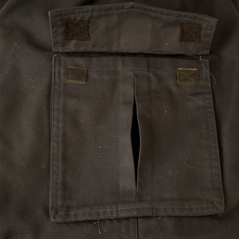 High Waist Cargo Men Pants