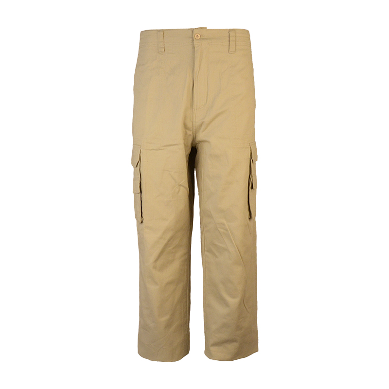 Premium Twill Cotton Cargo Pant