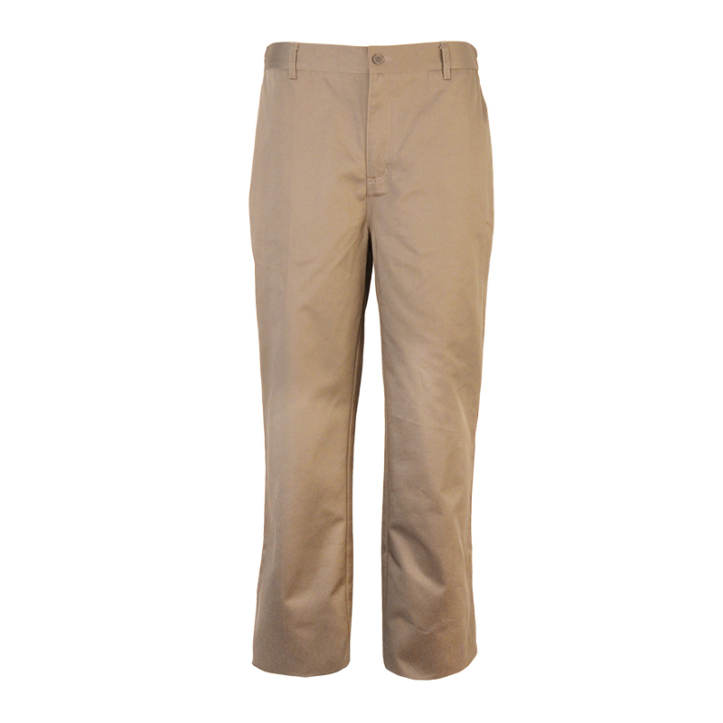 Men Long Twill Cargo Pants