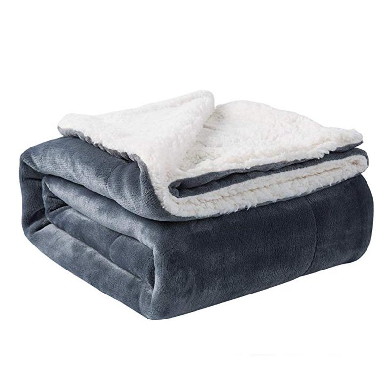 UBEST Microfiber Fleece Blanket