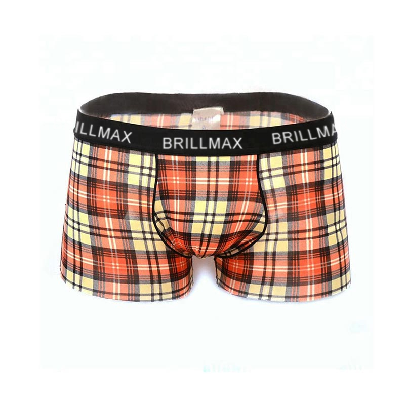 BRILLMAX Printed Underwear Men Boxer