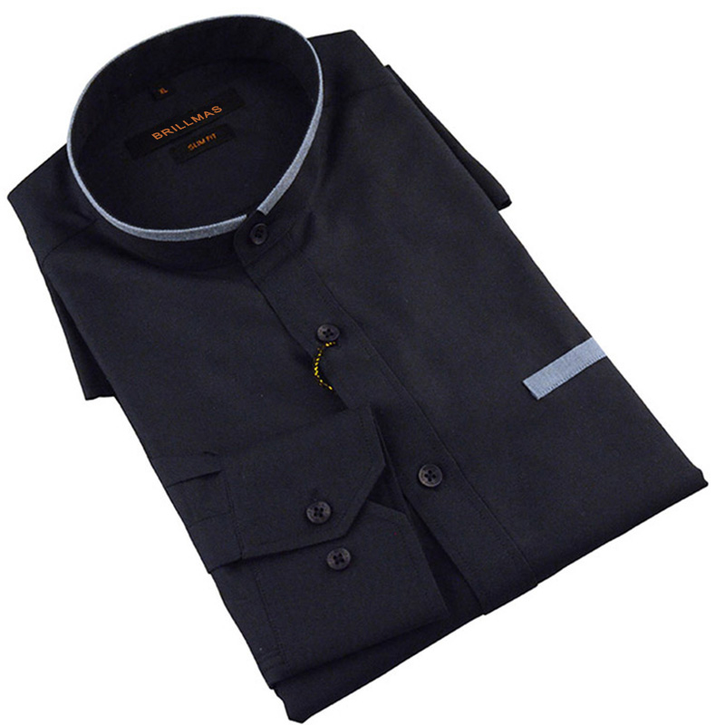 BRILLMAS Men Button-Down Shirts