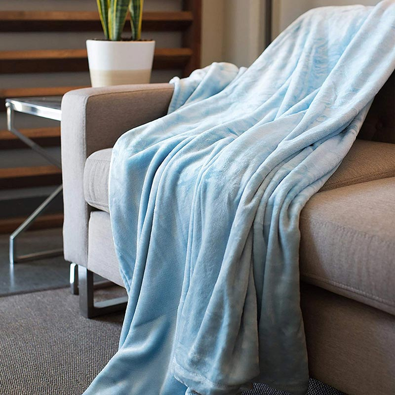 Soft Flannel Fleece Throw Blankets