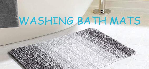 How To Wash A Bath Mat (2)?