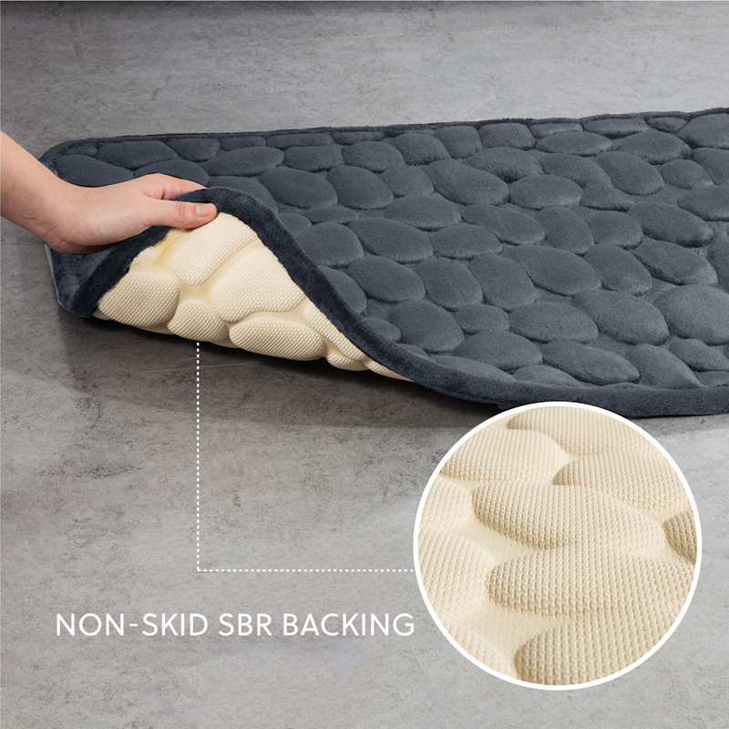 Non-slip Memory Foam Bath Mat