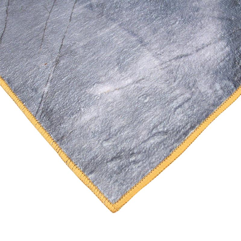 Soft Thick Flannel Carpets Mat