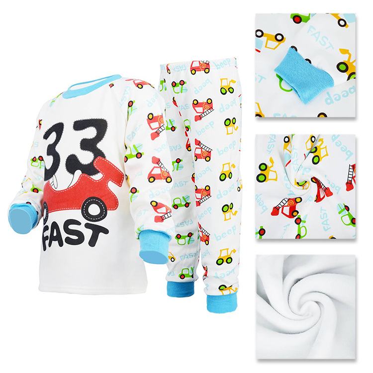 Kids Pajamas Set