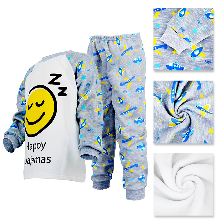 Child Winter Pajamas