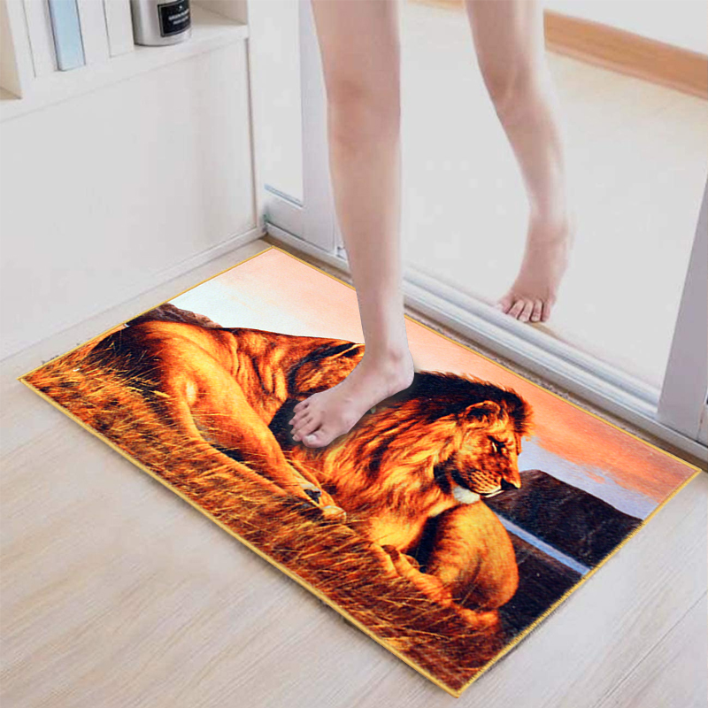 Thick Bath Rugs Kitchen Mat