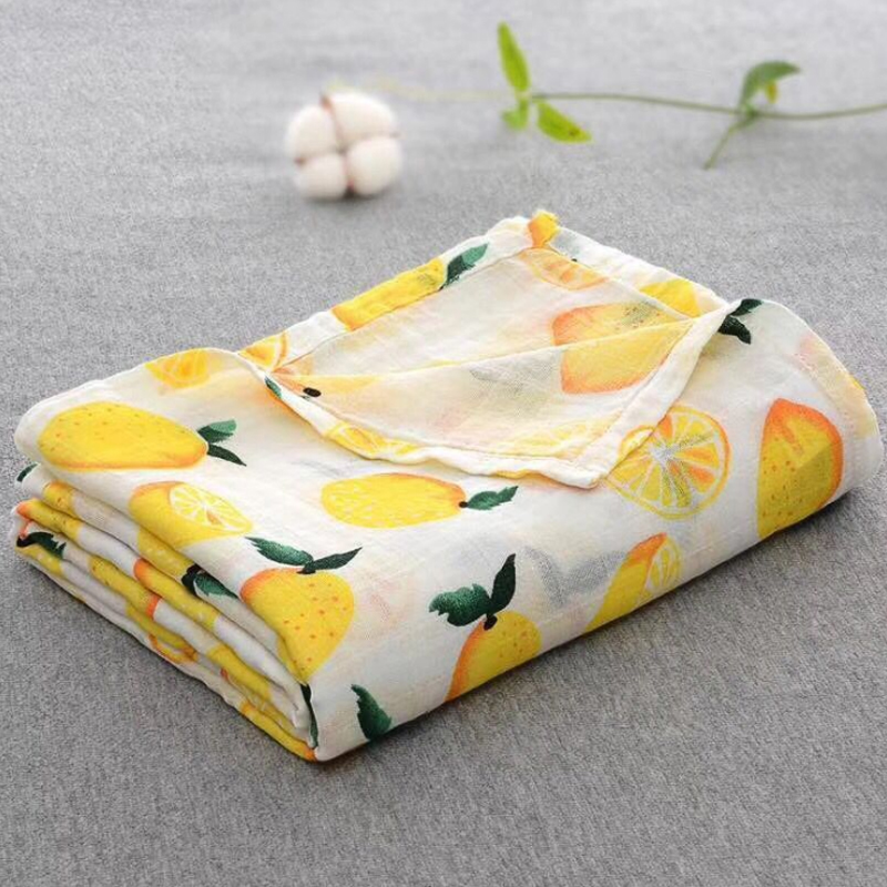 cotton soft baby blanket