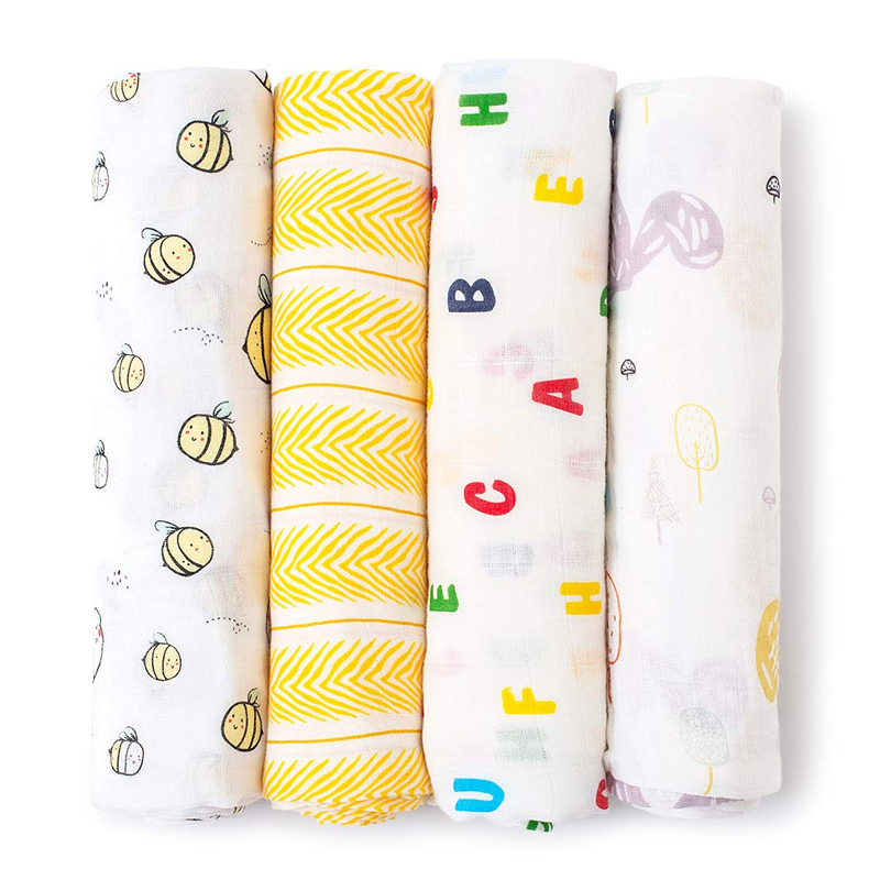 Soft Swaddle Baby Blankets