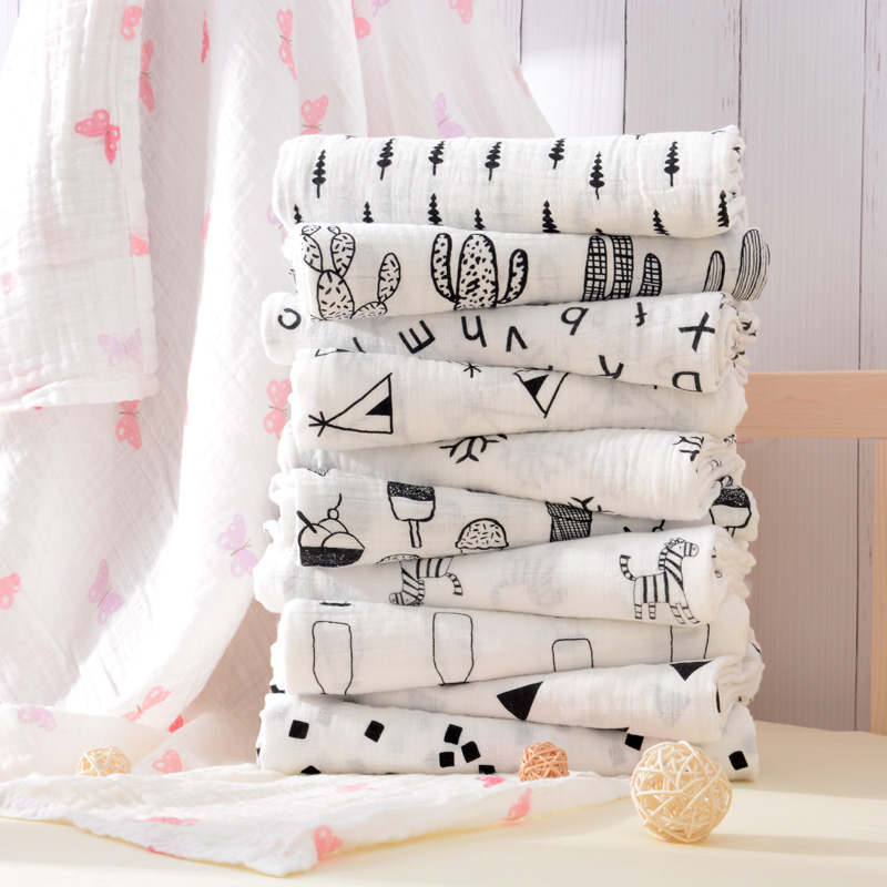 baby roll swaddle receiving blanket