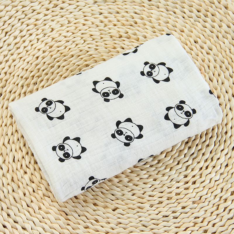 Muslin Swaddling Baby Blankets