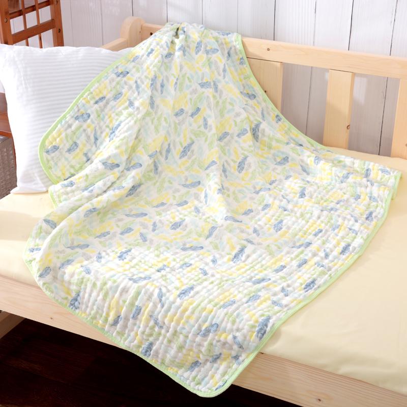 Super Soft Cotton Swaddle Baby Blanket