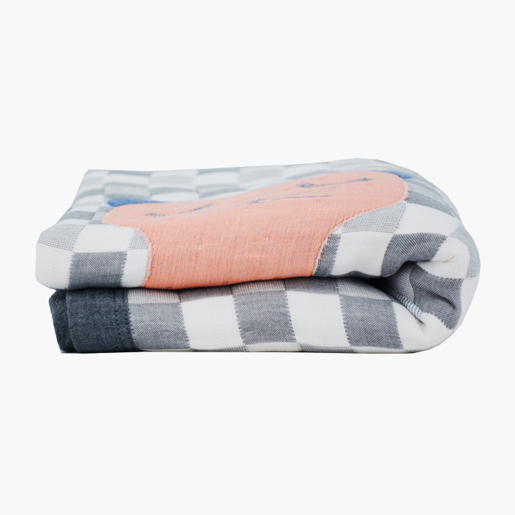 Organic Cotton Throw Baby Blanket