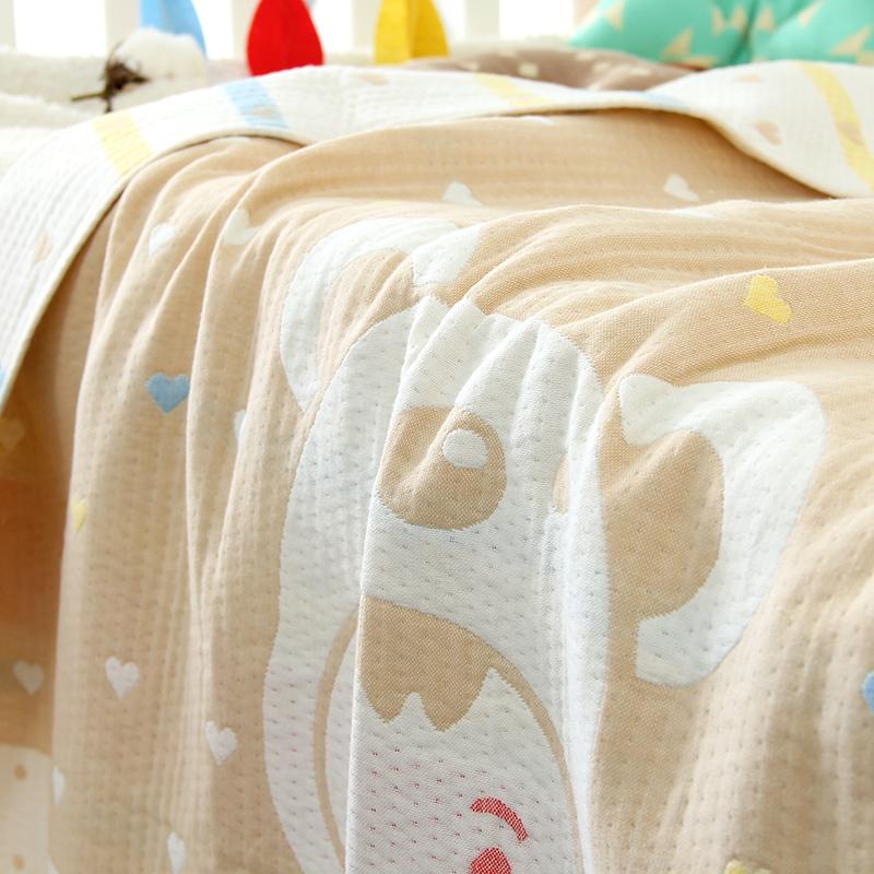 Summer Thread Baby Quilt Blankets